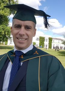 David Hoskin, MBA (Distinction)
